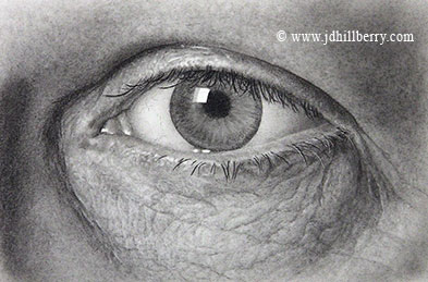 Realistid Eye Drawing