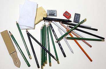 sketching equipment Gallery